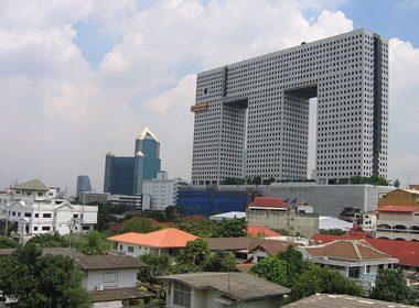Elephant Building - Bangkok, Thailand