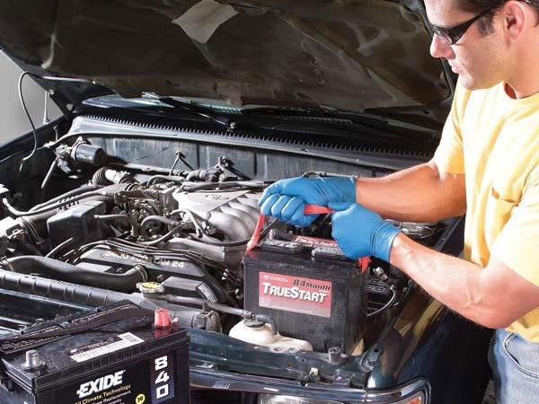 CARING FOR YOUR CAR BATTERY