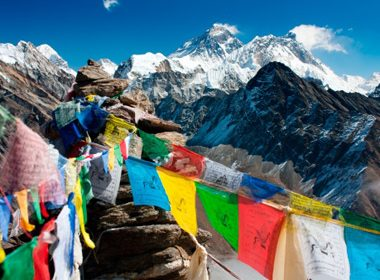 Scale Everest