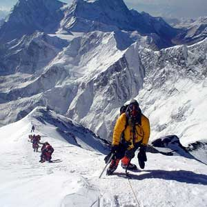 7. Scale Mount Everest in Nepal