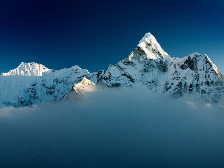 Sightsee: Mount Everest, Nepal