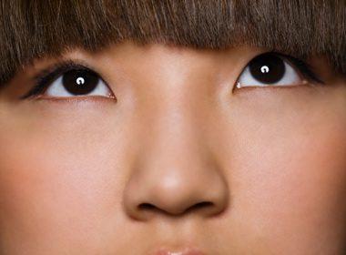 How to Perk Up Eyes #3: Teething Rings