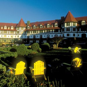 1. Stay at the historic Fairmont Algonquin Hotel