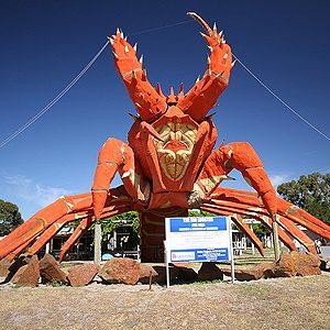 7. Enormous Lobster, Kingston, Australia