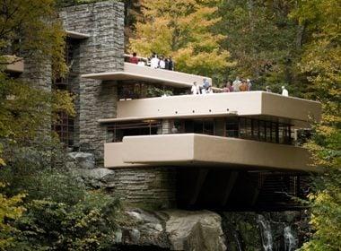 Fallingwater - Pittsburgh, Pennsylvania