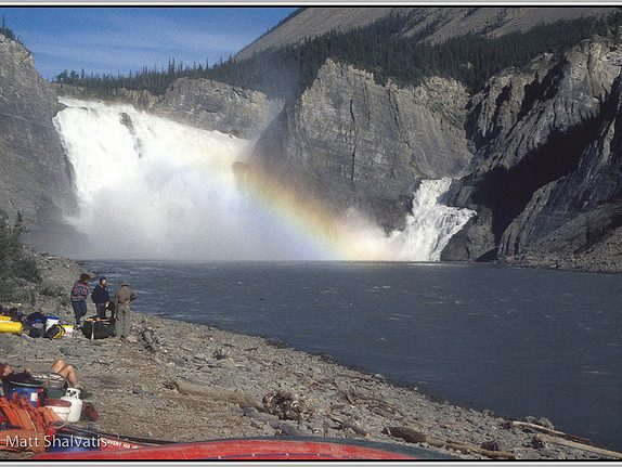 Visit Natural Wonder: Virginia Falls, Northwest Territories