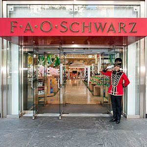 3. FAO Schwarz - New York City, United States