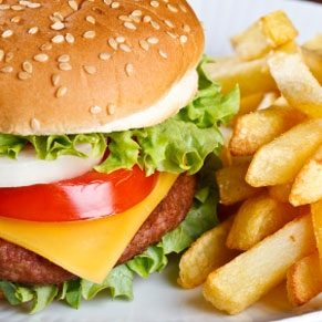 Healthier Fast Food Choices