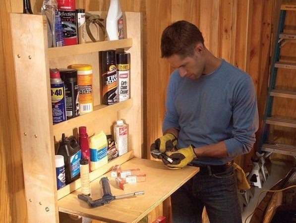 Garage Storage Solution: DIY Project Overview