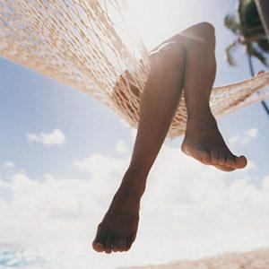 1. Soften Feet With Shortening