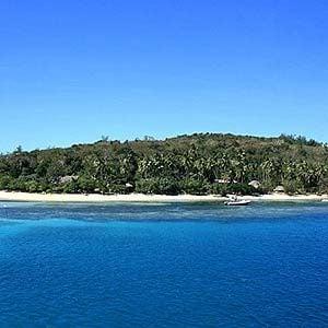 5. Blue Lagoon, Fiji