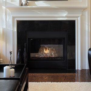 DIY Glass Fireplace Door Cleaning