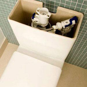6. Always Jiggling Your Toilet's Handle?
