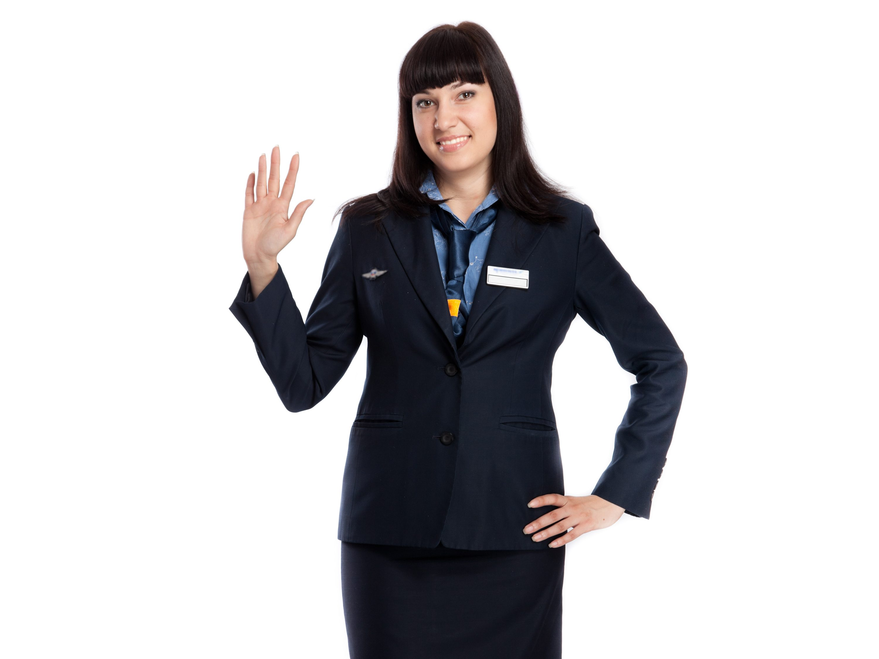 Do flight attendants get to see the world