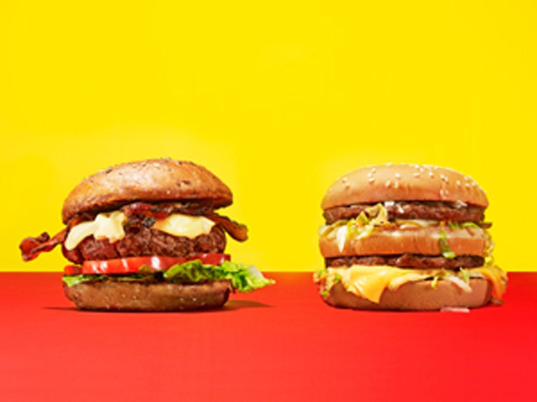 The New Food Fight: Big Food Vs. Big Organic