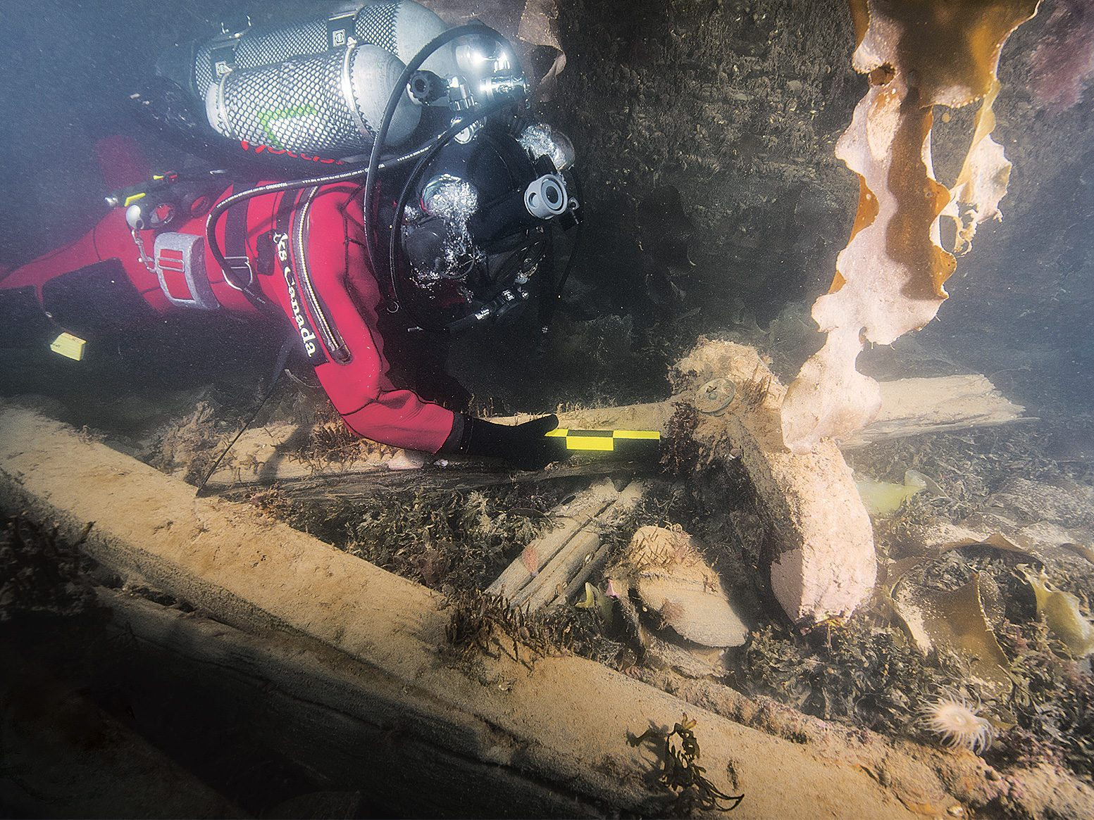 How the Franklin Ships Were Found