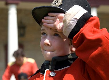 A Day in a Soldier's Life - Fredericton, New Brunswick