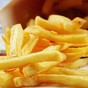 7. Skip Fast-food Fries