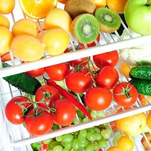 Colour-Sorted Foods: Help Cut Down on Eating Junk