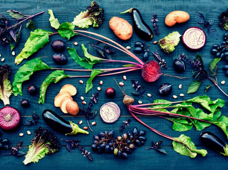 Fruits, Vegetables, Whole Grains, and Other Foods High in Fibre