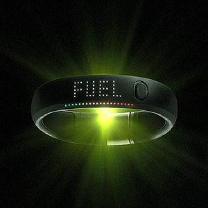 2. Nike+ Fuel Band