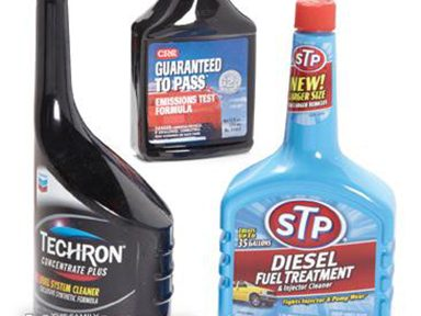 Fuel Additives and System Cleaners