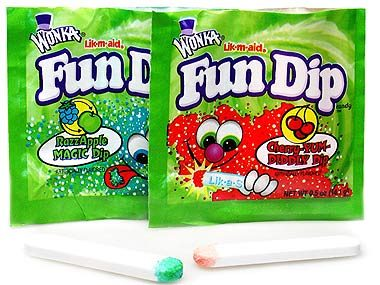 4 fun dip - Top Ten Halloween Candies