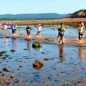 5. Fun Run: Not Since Moses, Nova Scotia