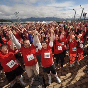8. Fun Run: The Rush, Vancouver