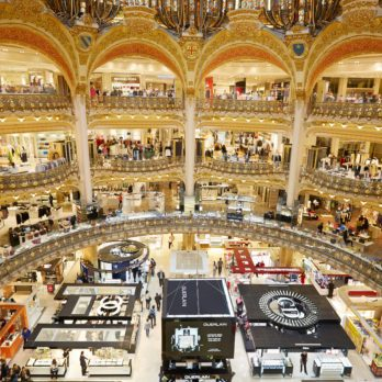 The World's Greatest Department Stores