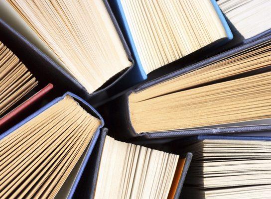 Best Garage Sale Find: Books