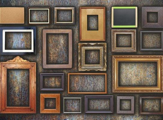 Garage Sale Finds Worth Buying: Frames