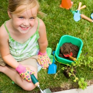 3. Plant A Garden Together