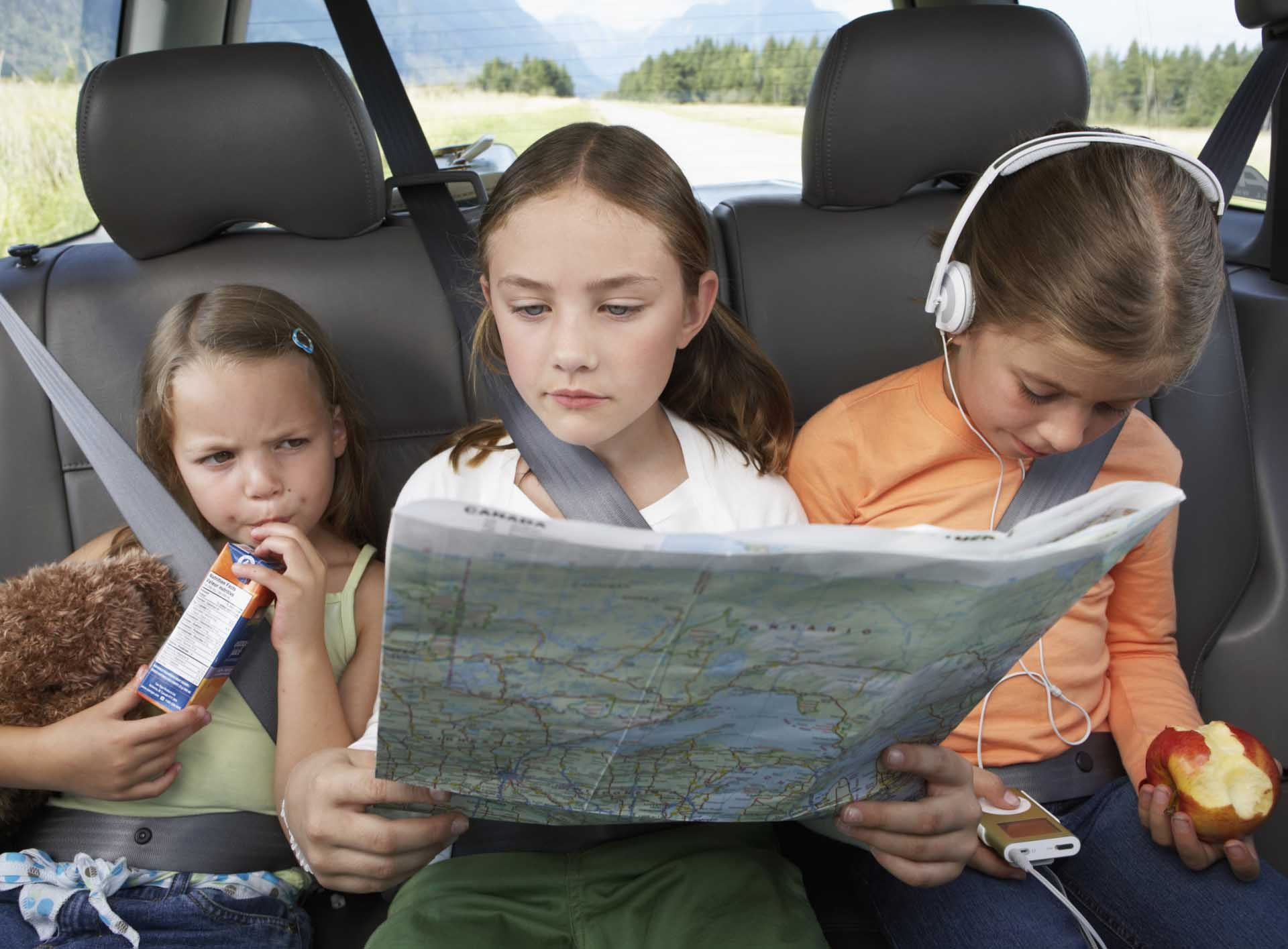 Car Games for Kids: Geography