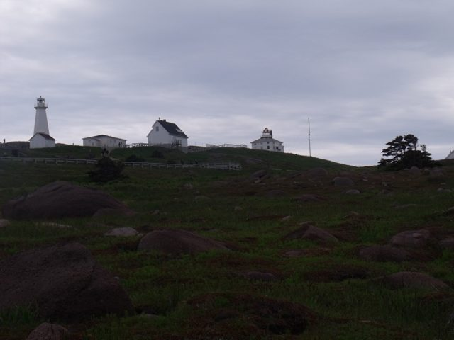 Cape Spear Lighthouse, N.L