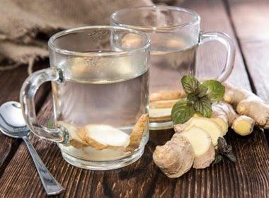 Heartburn-Easing Tea