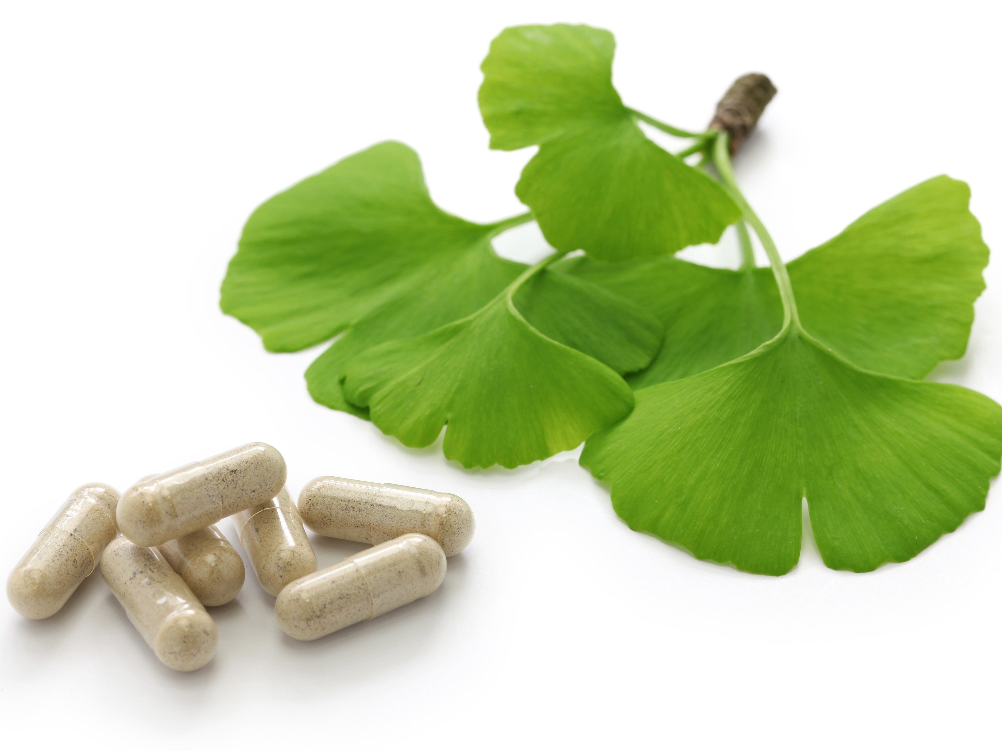 3. Try ginkgo supplements