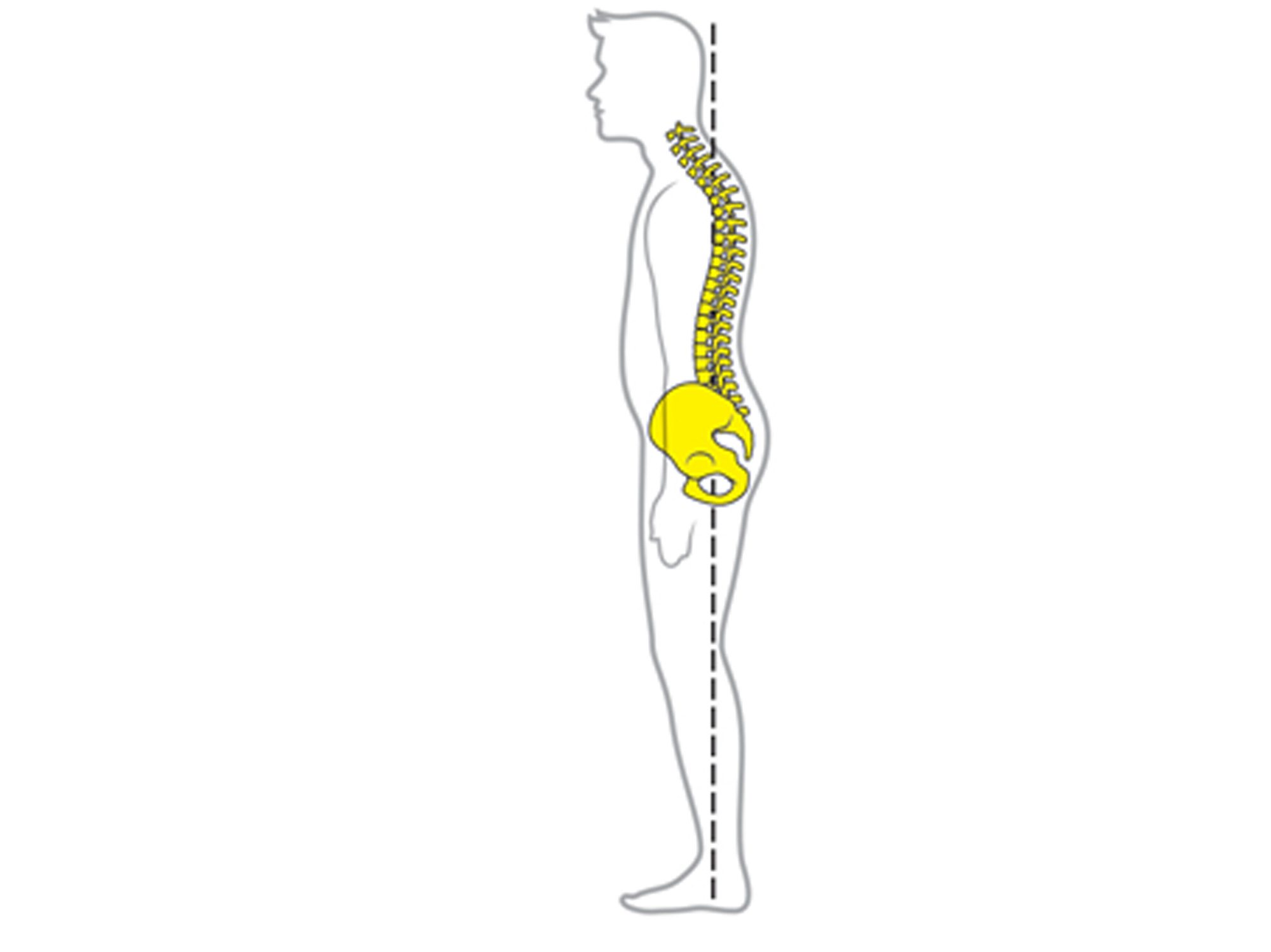 Improving your posture: The Giraffe