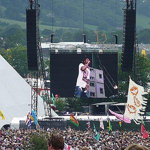 7. Glastonbury Festival of Performing Arts, England