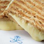 'The Simple' Grilled Cheese Sandwich