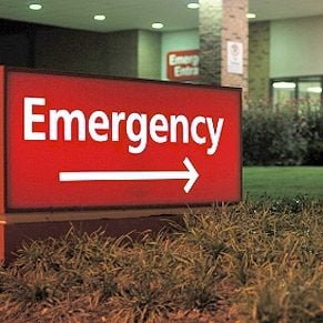 Five Reasons to Go to the ER