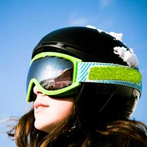 3. Keep Ski Goggles Clear