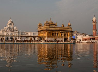 A Meal at the Golden Temple - Amritsar, India