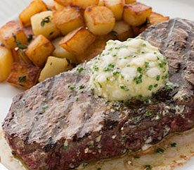 3. Butter Up Your Steak