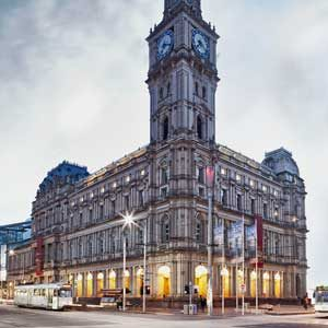 7. Amazing Malls in the World: Melbourne's GPO