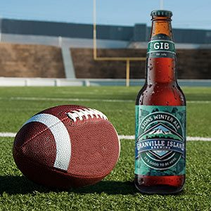 2. Granville Island Brewers Lions Winter Ale