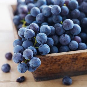 12. Snack on Grapes