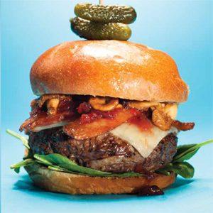 Truly Canadian Burgers: Ultimate Moose Burger
