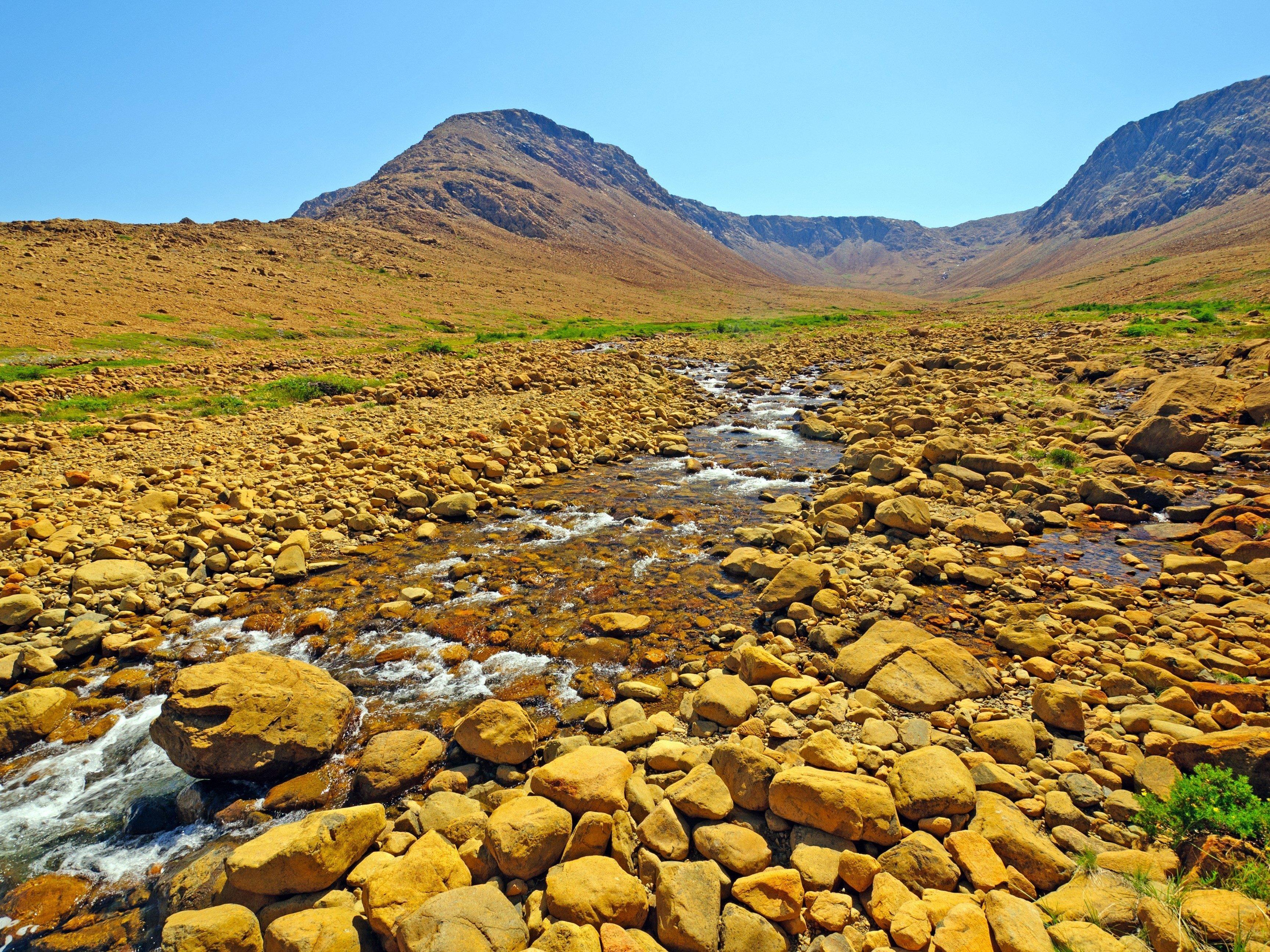 The Great Northern Peninsula, Newfoundland