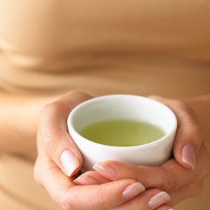 2. Consider Switching from Coffee to Green Tea